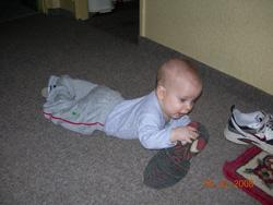 Nejoblíbenější hračka? Špinavé boty